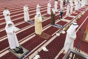 نماز میں صفوں کے درمیاں فاصلہ رکھنے کا مسلہ ۔  محترم شہزاد احمد پرہ