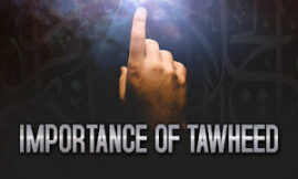 The Whole Qur'an is About Tawheed   by Imam ibn Al-Qayyim