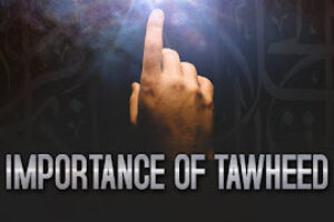 The Whole Qur'an is About Tawheed | by Imam ibn Al-Qayyim